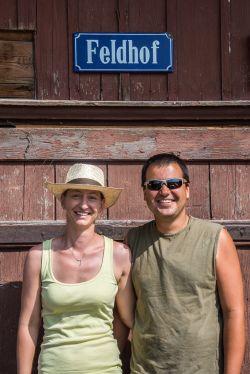 Sabrina & Ruedi